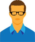 An avatar that aims to represent the website owner